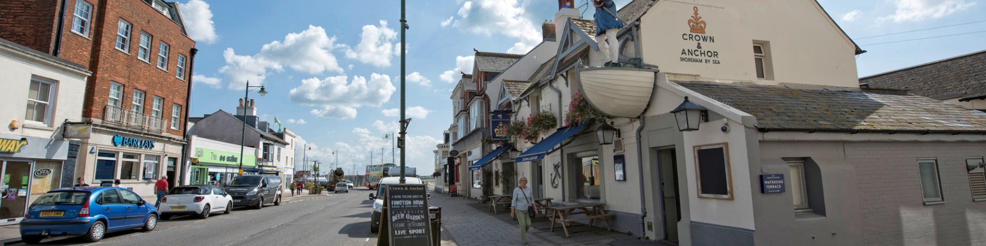Private Functions at the Crown And Anchor Shoreham